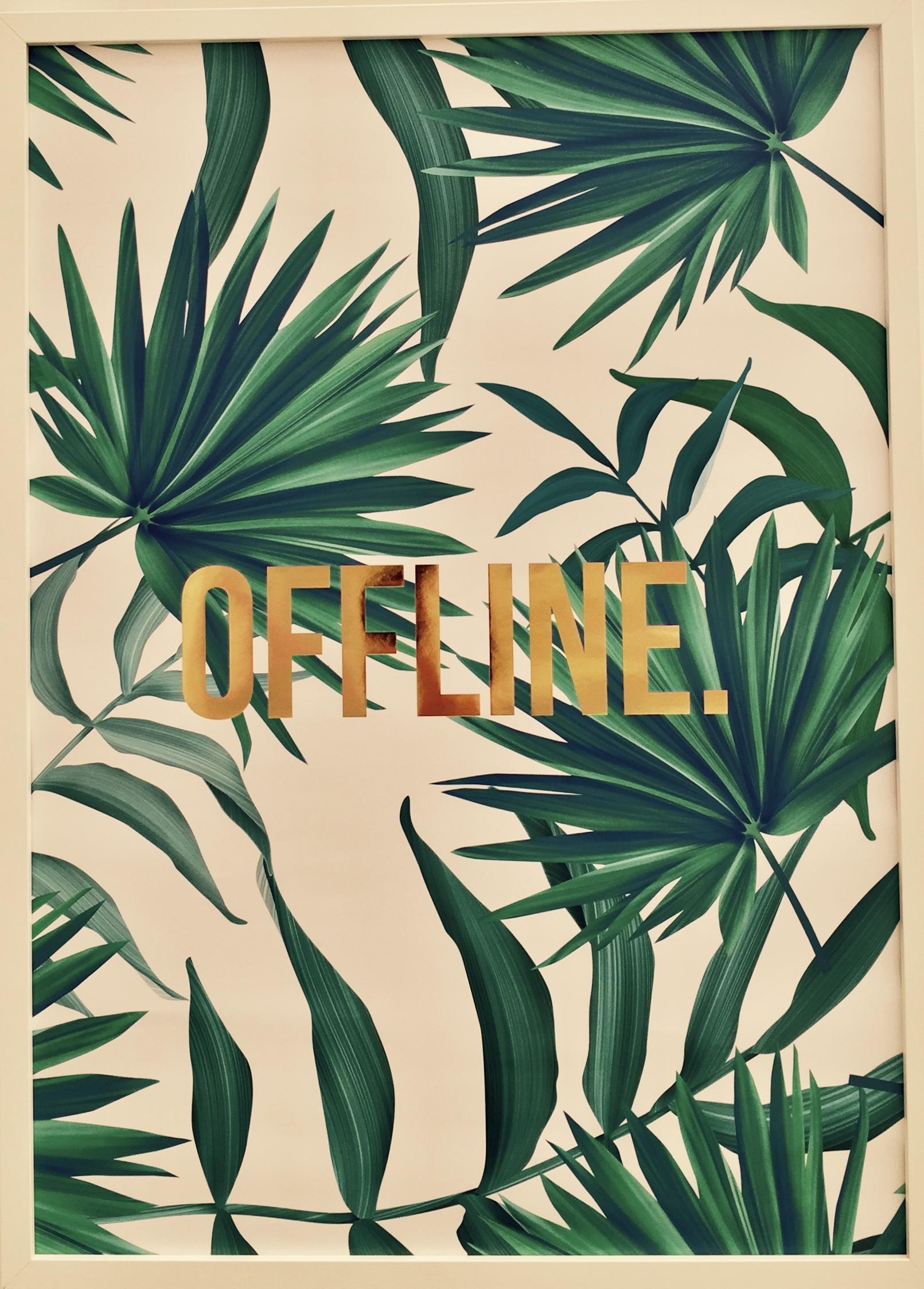 Offline...