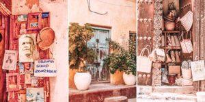 Badepraline on Tour - Sansibar mit Anfangstücken