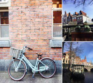 Alkmaar - Holland im Februar