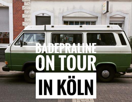 Köln Badepraline Naturseife Germany Städtereisen
