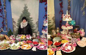 Kurfürstlicher Weihnachtsmarkt Schwetzingen 2017