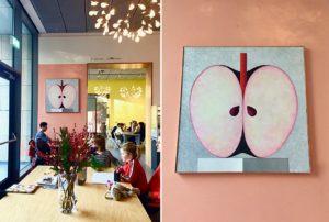 Badepraline on Tour, Lemon Myrtle, Frühlingbitte-Natursefen, Holland, Bergen, Urlaub, Reisen mit Kinder, Holland, Kunst, Museum, Kunstmuseum