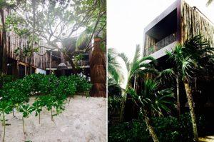 BE TULUM - eines der schönsten Barfuss Hotels, Badepraline on Tour