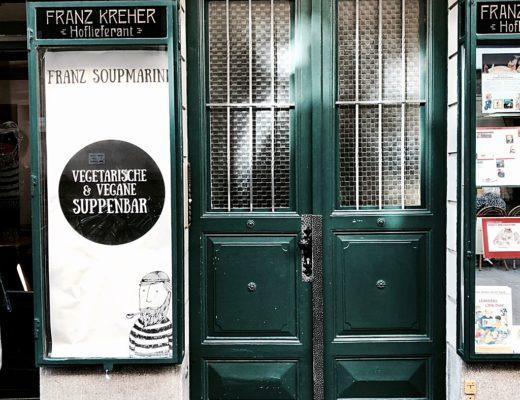 FFranz Soupmarine in Heidelberg
