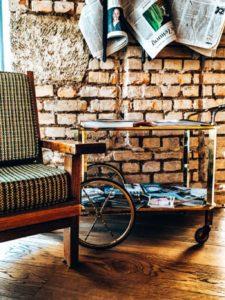 Klauprecht - ein wunderbares Café