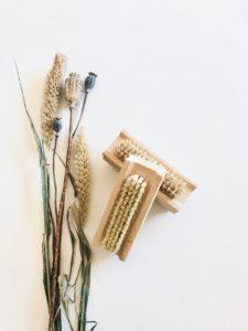 Wunderbare Nagelbürsten mit Pflanzenfasern