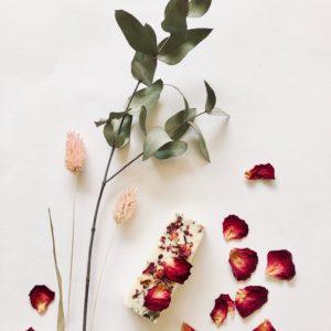 Himmlischer pflegender Rosentraum
