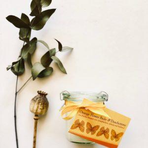 Orange Flower Dusch- und Badecreme