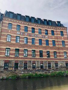 Plagwitz- alte Fabriken mit neuem Leben