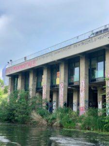 Plagwitz - alte Fabriken mit neuem Leben