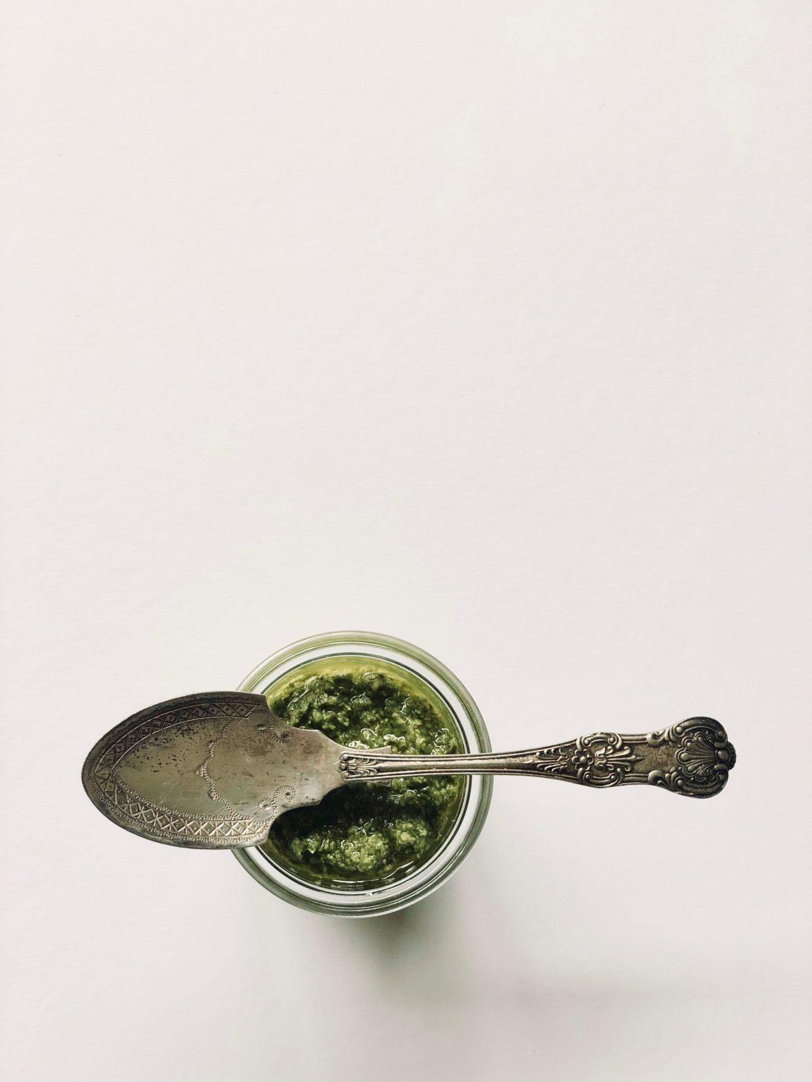 Schnittlauch Saison perfekt für Pesto