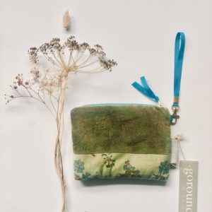 Kleines Täschchen im schönen Grün