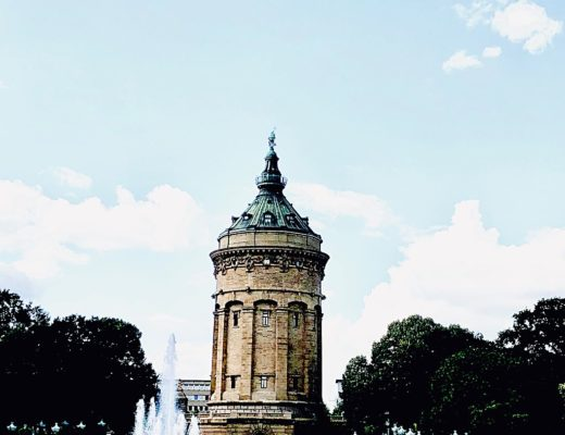 Free Walkingtour in Mannheim