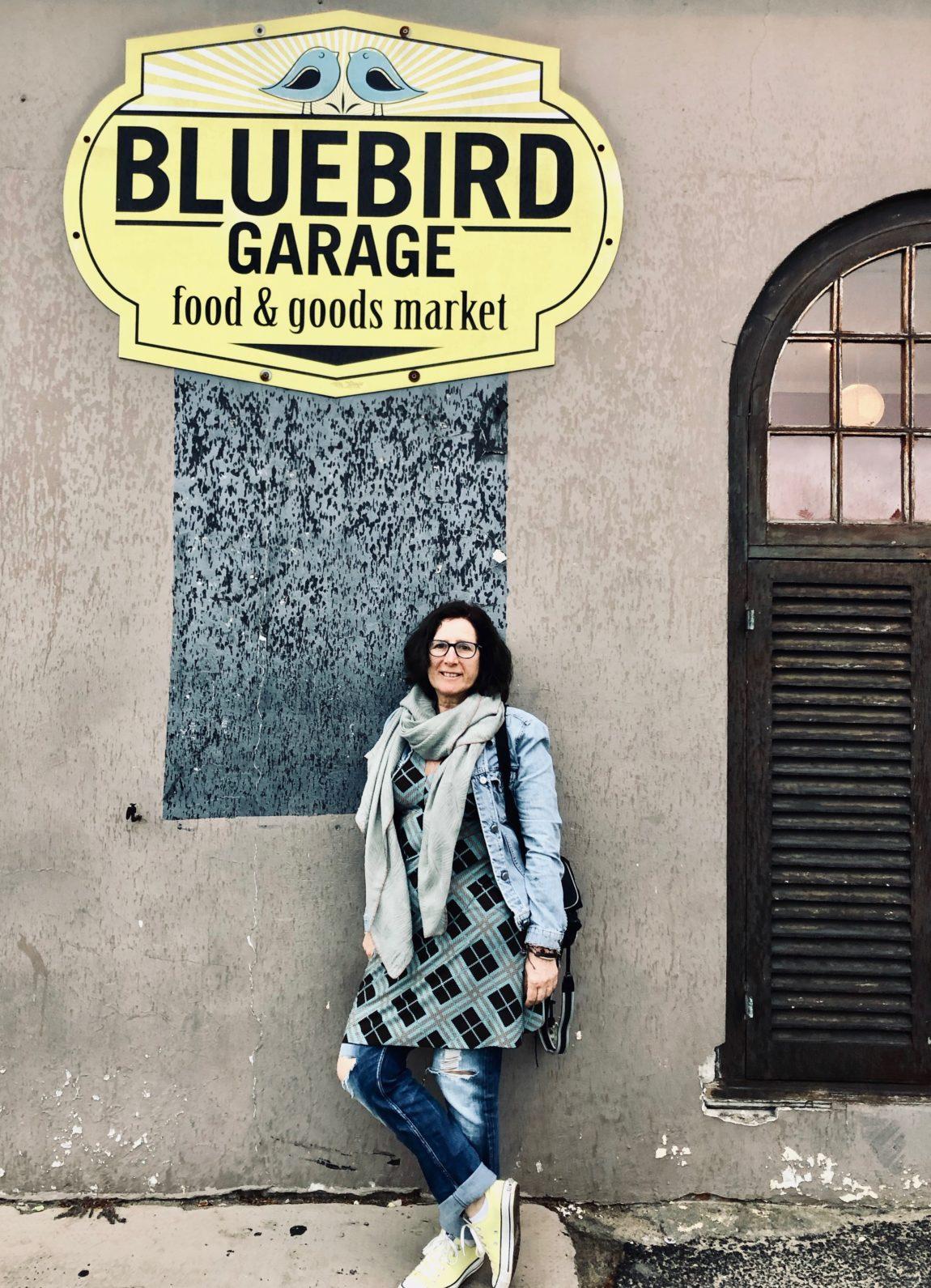 Blue Bird Garage Market | Muizenberg