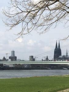 Mit dem Rad von Bonn nach Köln