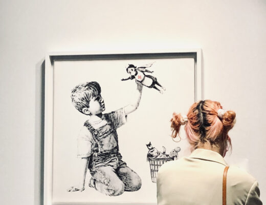 The Mystery of Banksy – A Genius Mind